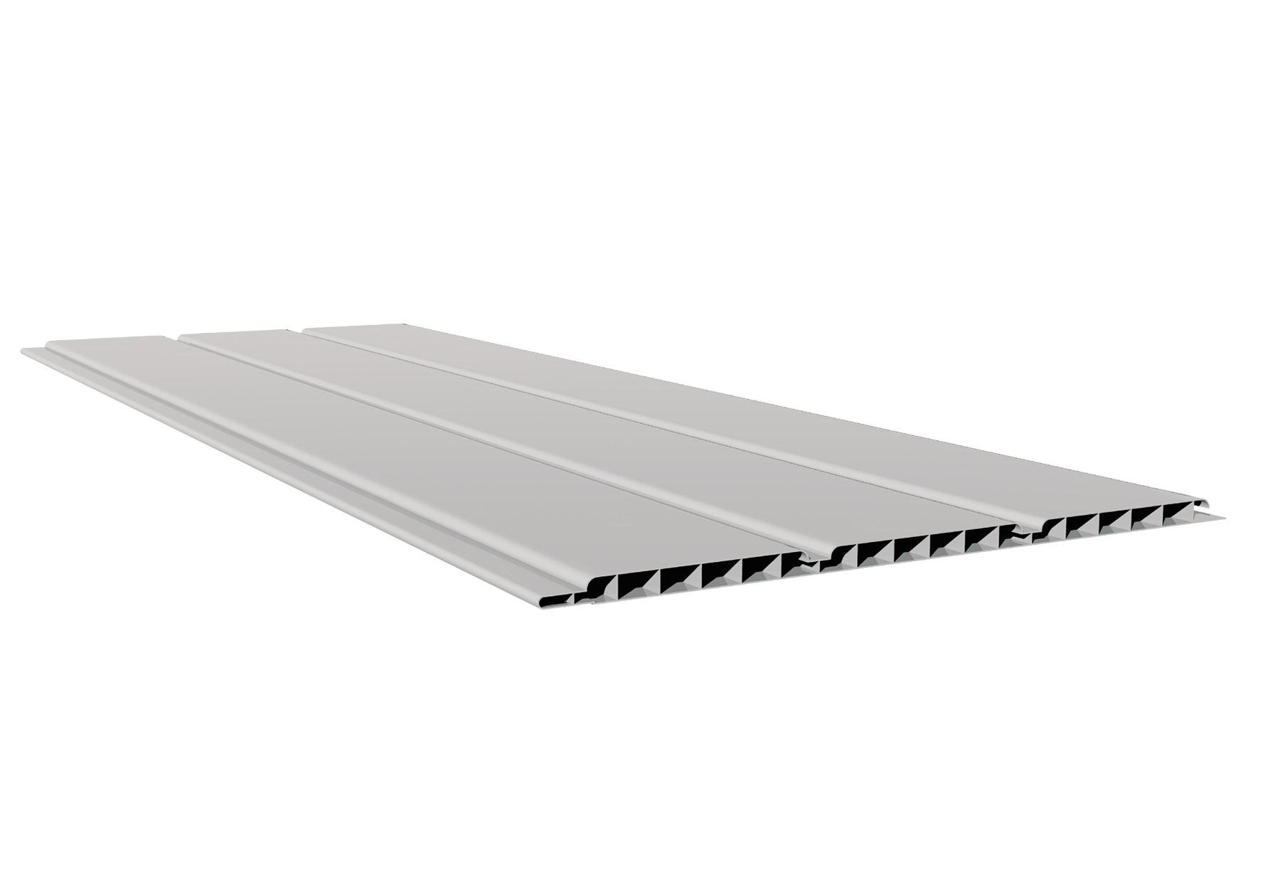 10mm Rigid Hollow Soffit Board Chelmsford Plastic Warehouse