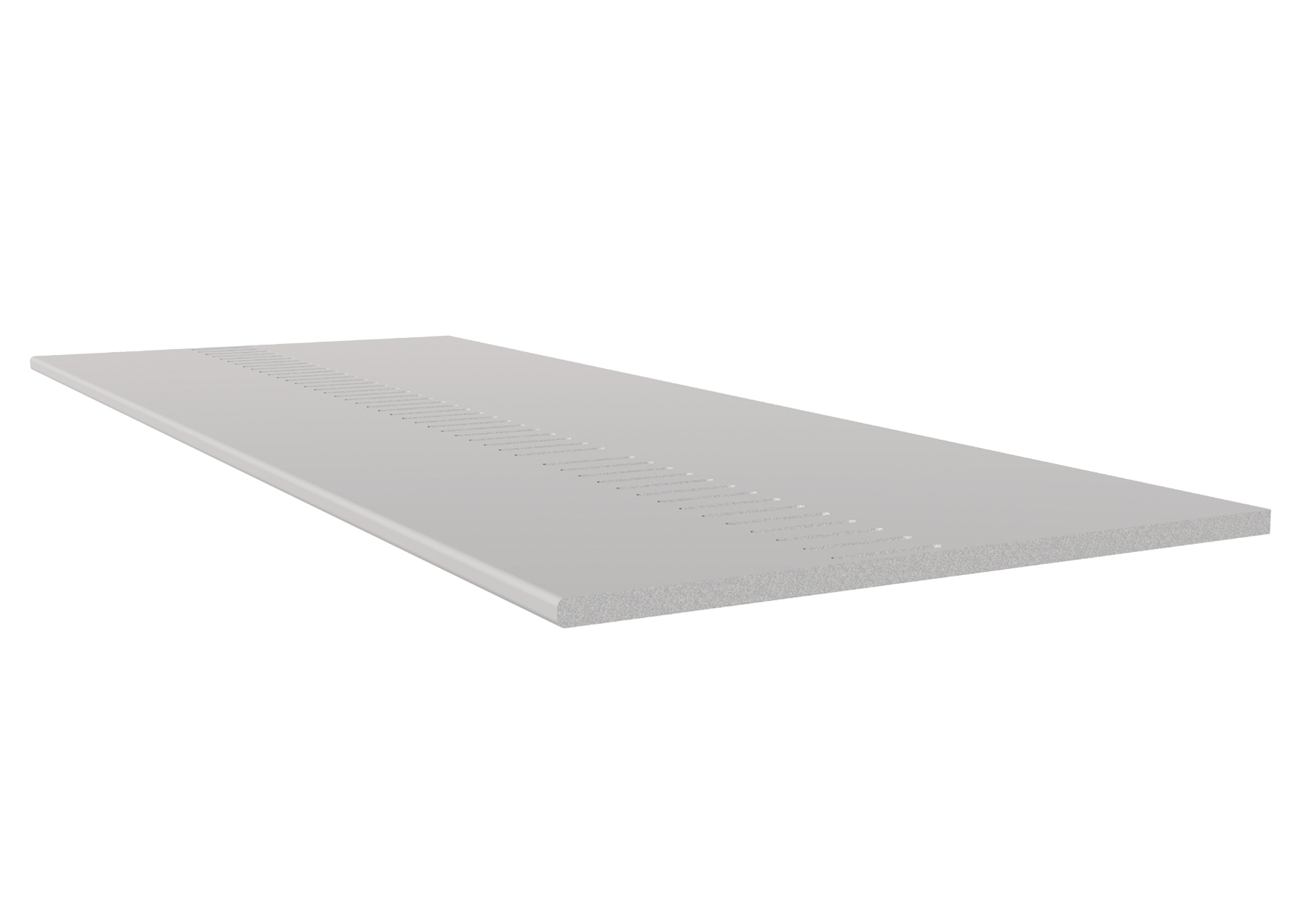 10mm Flat Vented Soffit Board Chelmsford Plastic Warehouse