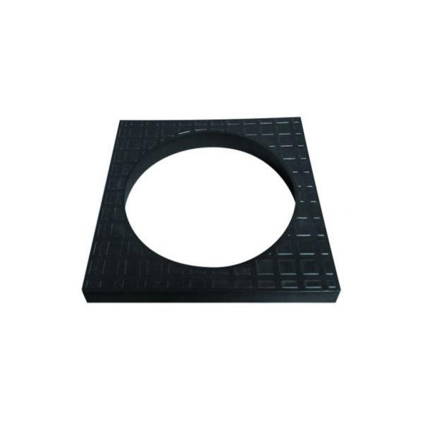110mm Square To Round Bottle Gully Adaptor Chelmsford
