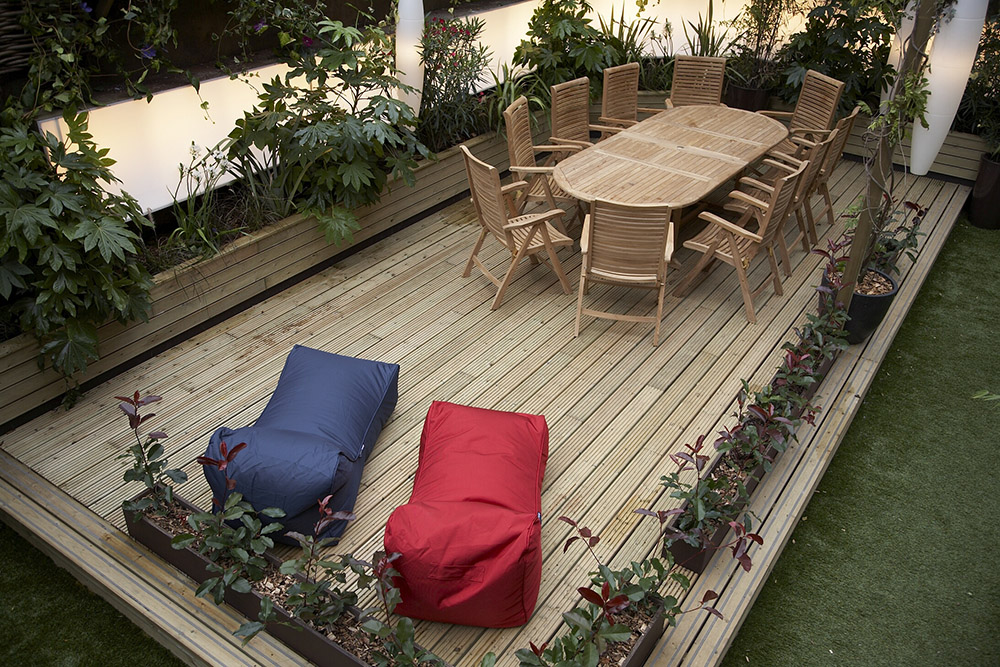 York Style Decking Chelmsford Plastic Warehouse