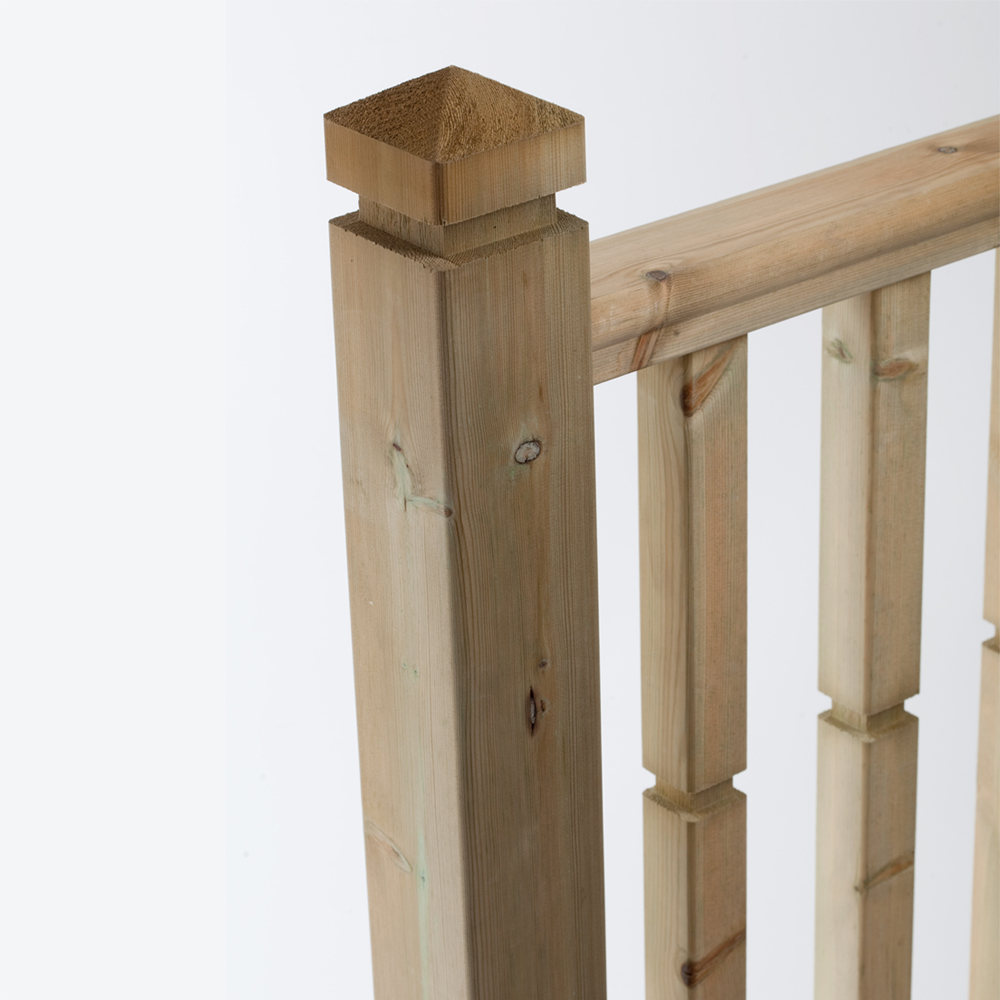 Contemporary Style Newel Post Chelmsford Plastic Warehouse