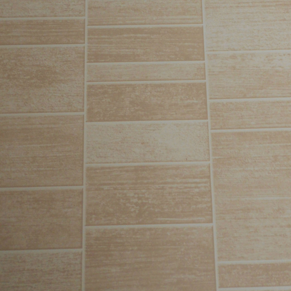 Beige Small Tile Effect Wall Panel 2 6m X 600mm X 7mm Thick Chelmsford Plastic Warehouse